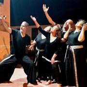 Teatro Espontáneo del Colectivo Zeta, inicia itinerancia por provincia del Tamarugal