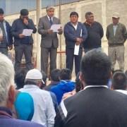 Transportes Andino, que transporta 75% de carga de Zofri a Bolivia, depuso movilización tras creación de mesa de trabajo