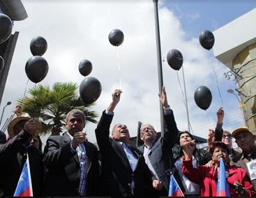 Un llamado a candidatos para avanzar en DDHH formuló Presidente de la AFEPI