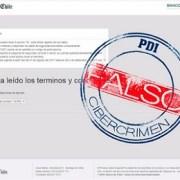 Brigada de Delitos Económicos de la PDI advierte acerca de phishing en redes sociales