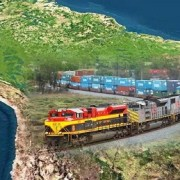 Perú: Tren Bioceánico trasladará 10 millones de toneladas en mercancías al año