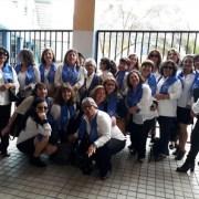 Ex  alumnas  del Liceo de Niñas, promoción 1977, se  reunieron    para  recordar   los 40  años   de su egreso   de  la  enseñanza   media