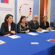 """Convocan a seminario """"Género, DDHH, violencia sexual y justicia"""", enmarcado en el Día Internacional de No Más Violencia Hacia la Mujer"""