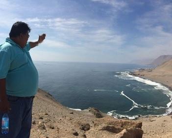 A través de ruta turística,  Pisagua quiere ser uno de los destinos imperdible en Tarapacá