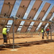 """Dan la partida a proyecto fotovoltáico """"Huatacondo"""" que contará con 300 mil paneles solares"""