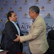 Alcaldes de Iquique y Alto Hospicio, se comprometen a acelerar nuevo relleno sanitario sustentable
