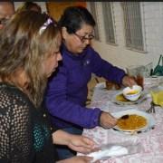 En la comuna de Huara realizaron concurso gastronómico de comida pampina