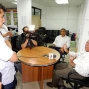 Soria como Senador electo, llama a Piñera a tomar decisión para transformar a Iquique en el primer puerto de Sudamérica