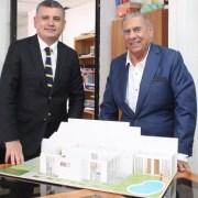 Senador Electo Jorge Soria y Defensor Regional, coinciden en su visión de lograr una justicia más eficaz