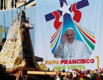"""Seremi del Trabajo ante visita del Papa Francisco: """"Servicios de urgencia y comercio en general funcionarán con normalidad"""""""