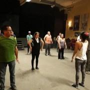 A través de un curso de capacitación teatral, preparan a los futuros nuevos actores del Teatro Expresión
