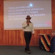 Preparan conmemoración del  Día Internacional de la Lengua Materna. Kunamasta, es hola en aymara