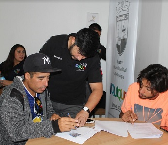 Diversos cursos de capacitación gratuitos con certificación Sence, ofrece la OMIL de Iquique