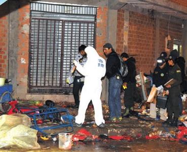 Las 2 explosiones en el Carnaval de Oruro se investigan como acciones premeditadas