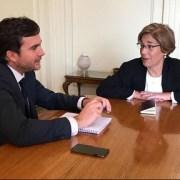 Senadora Ebensperger expuso urgencia de renovar al más breve plazo concesión de Zona Franca