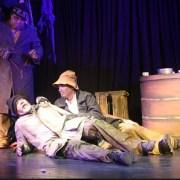 """Teatro Expresión anuncia reestreno de obra """"La Ultima Batalla"""", drama sobre tres veteranos de la Guerra del Pacífico,de Chile, Perú y Bolivia"""