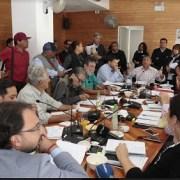Con el voto de Concejales de derecha y el de Cartes;  y abstenciones de Cejas y Lozano, no se logró poner fin a concesión de estacionamientos