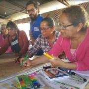 Agricultores quieren convertir el pueblo de Huaviña en una localidad agroecológica, con el apoyo de INDAP