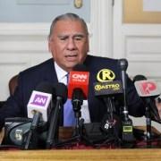 Senador Soria espera que Presidente Piñera haga anuncios para el desarrollo portuario y viviendas dignas para todos los chilenos