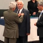 Por dos años, Felipe Illanes asumió la presidenciadel Rotary Club Iquique