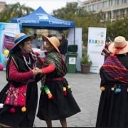 En Plaza Prat agrupaciones participaron en actos de celebración de día por el Buen Trato al Adulto Mayor