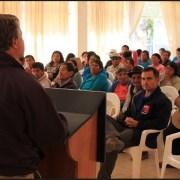 Agricultutores, ganaderos y artesanos  de Camiña, reciben recursos  del Programa de Desarrollo Territorial Indígena
