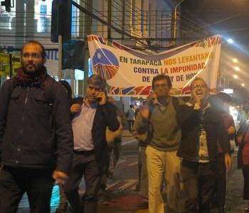 «Litio para Chile, no para Soquimich» fue la consigna en jornada de protesta en defensa de ese recurso natural
