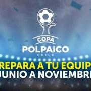 En Iquique parte la primera etapa de la copa Polpaico, con la participación de equipos de fútbol de distintas ciudades