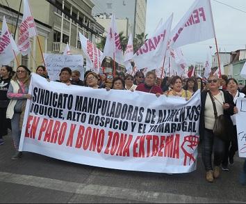 Bono mensual a manipuladoras Junaeb, en todas la zonas extremas y no sólo en Magallanes, pide Senador Soria
