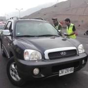 Intensifican controles preventivos a conductores para evitar accidentes de tránsito durante Fiesta de La Tirana