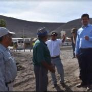 Servicios sanitarios y de seguridad en plena coordinación para la Fiesta de San Lorenzo, en pueblo de Tarapacá