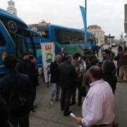 Conoce el programa de actividades que  la Caravana 60  desarrolla en la ciudad hermana de Oruro, Bolivia