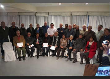 Archivo testimonial sobre prisión política, constituyó para 40 ex prisioneras y prisioneros de Pisagua, un acto simbólico de reparación