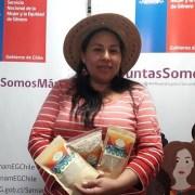 Artesana textil y agroelaboradora de quínoa representarán a Tarapacá Expo Feria Mujeres Emprendedoras Indígenas 2018