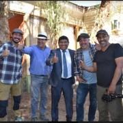 """Localidades de Huarasiña, Poroma, Coscaya, Soga y termas de Chusmiza, recorrió el programa de Canal 13 """"Recomiendo Chile"""""""