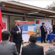 """Senador Soria ante ministro de Vivienda: """"Le están mintiendo. No es cierto que  no haya terrenos para construir casas, porque Playa Lobito es del Estado"""""""