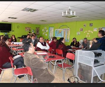 A través de taller fomentan que arte de la fotografía se utilice como una herramienta pedagógica en salas de clases