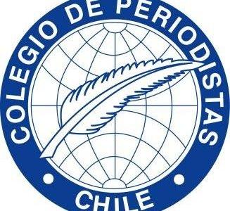 Colegio de Periodistas de Iquique pide máximo resguardo ante crisis sanitaria, para profesionales de la prensa en cumplimiento de sus funciones