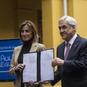 «Aula segura»: Piñera propone que directores expulsen y cancelen matrícula a alumnos violentos