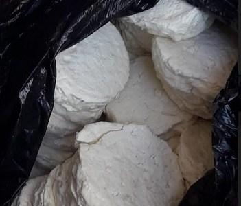Incautan más de 200 kilos de quesos frescos y maduros de alto riesgo zoosanitario, eventuales portadores de enfermedades