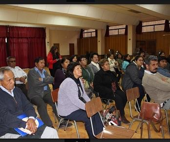 En diálogo participativo presentan diseño final para la reconstrucción de la glesia de Sotoca
