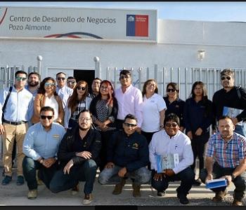 Dictan talleres y cursos de mejoramiento de la gestión de las micro y pequeñas empresas del Tamarugal