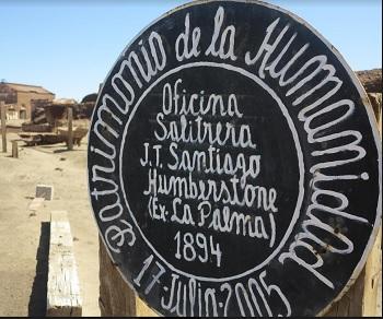 Salitreras Humberstone y Santa Laura cierran sus puertas tras retroceso a fase 1 en comuna de Pozo Almonte