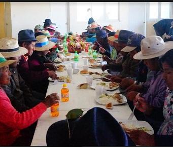 En Diálogo Ciudadano comunidad de Enquelga conoció resultados sobre monitoreo del agua potable