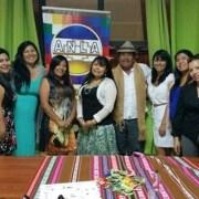En su aniversario, muestran avances de diccionario digital ancestral que prepara la Academia Nacional de la Lengua Aymara