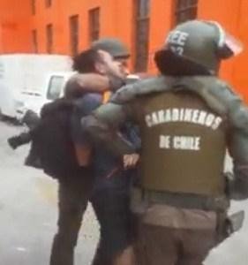 Se desbarata versión que acusaba a estudiante de Kinesiología de ataque a policía durante ingreso de Carabineros a la UNAP