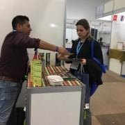 Comunidades andinas participaron en Feria Internacional de Turismo Termal realizada en Brasil