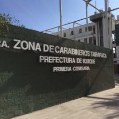 Dan de baja a Cabo de Carabineros que agredió a estudiante de la UNAP, mientras que otros funcionarios también son investigados