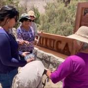 Inauguran recorrido museográfico en comunidad quechua de Iquiuca, construido a partir del relato de los lugareños