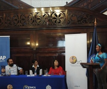 Conversatorio sobre el complejo fenómeno de la migración realizó el Instituto de Estudios Internacionales de la UNAP